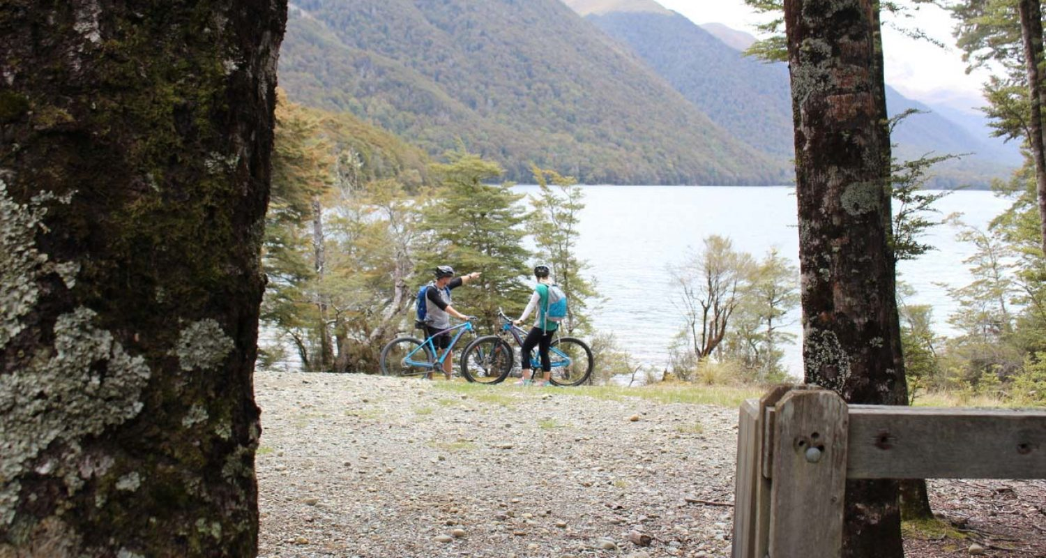 Around The Mountains Cycle Trail - Southland, New Zealand - Credit Great South (11)