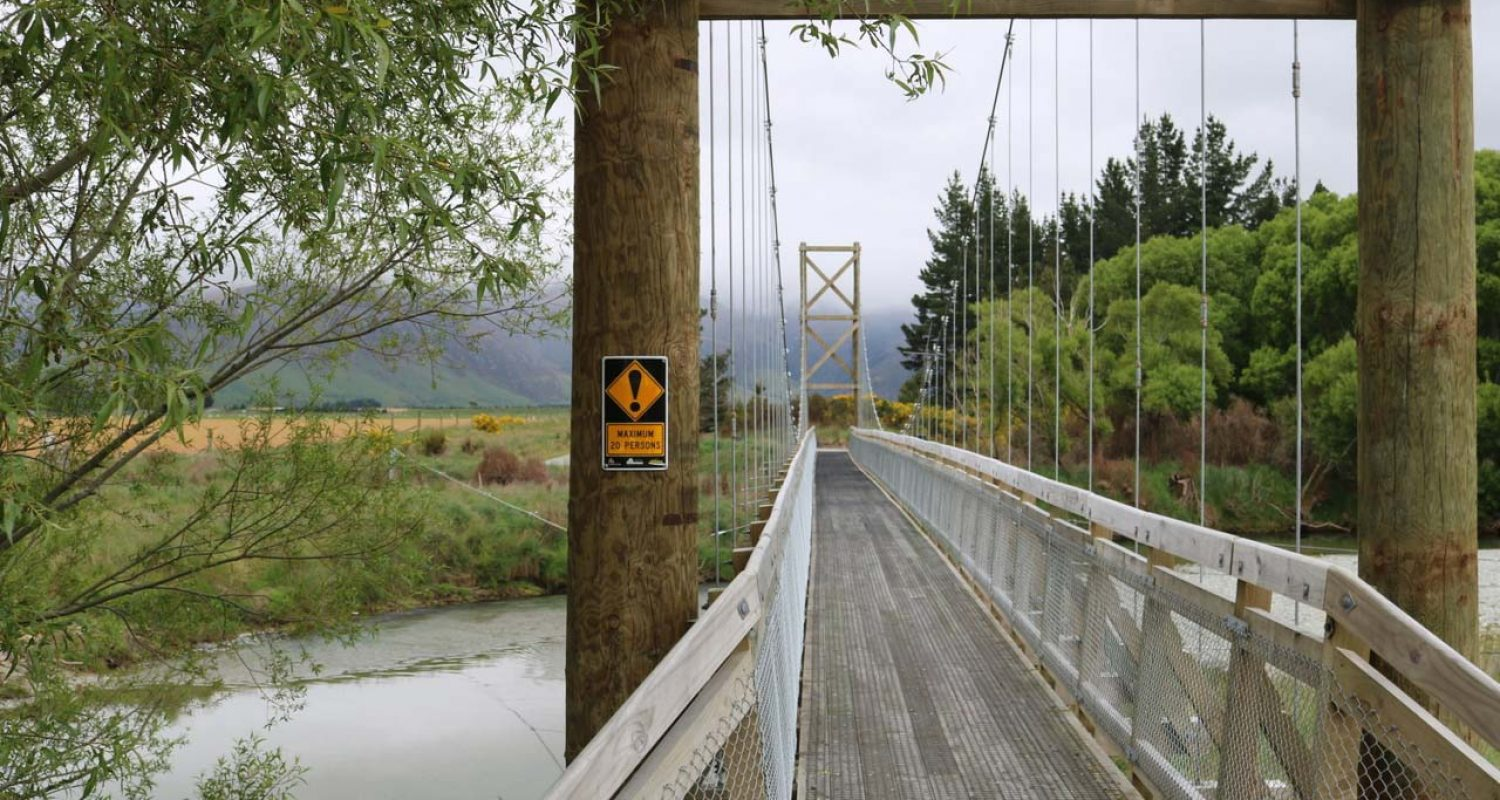 Around The Mountains Cycle Trail - Southland, New Zealand - Credit Great South (2)