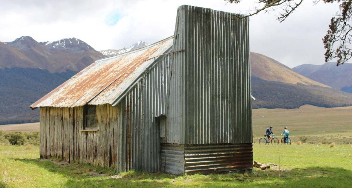 Around The Mountains Cycle Trail - Southland, New Zealand - Credit Great South (4)