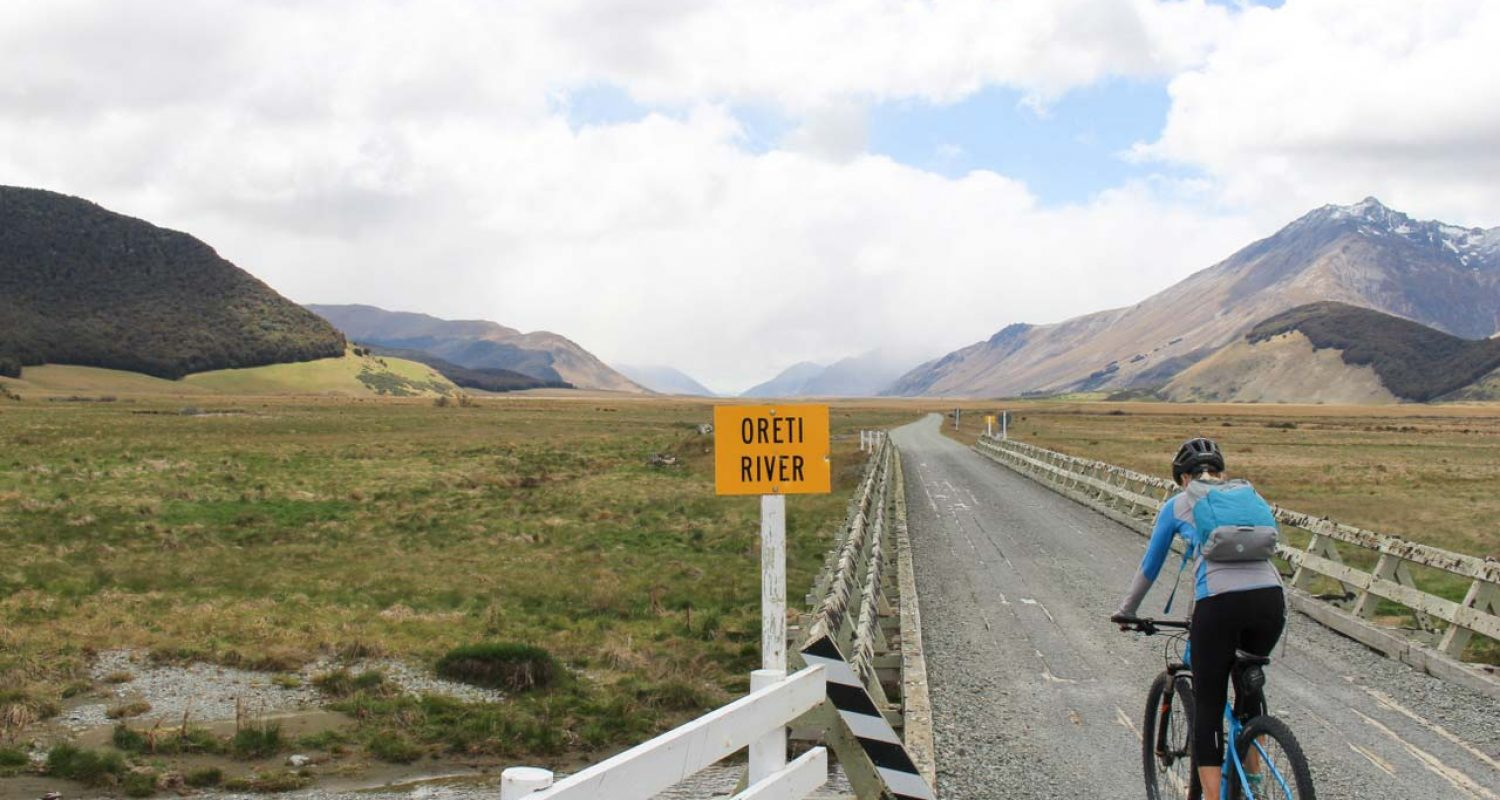 Around The Mountains Cycle Trail - Southland, New Zealand - Credit Great South (6)