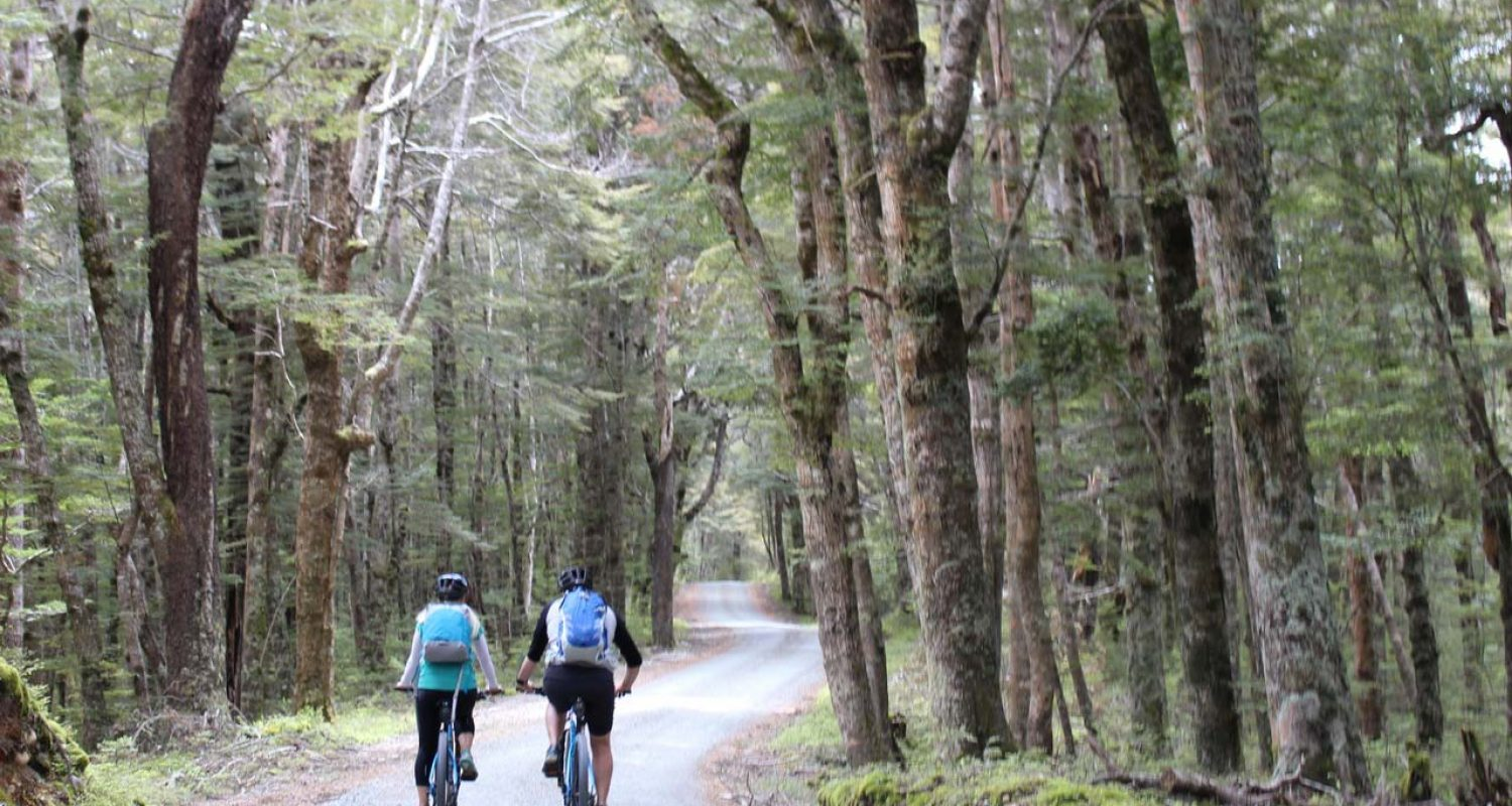 Around The Mountains Cycle Trail - Southland, New Zealand - Credit Great South (9)